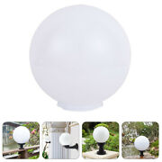 Simple Acrylic Lamp Shades Lamp Dust-proof Covers Lamp Supplies For Outdoor