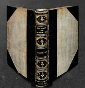 Song Of Hiawatha By Longfellow 1855 1st Ed. With Letter Signed By Longfellow
