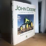 Clean John Deere - A History Of The Tractor   Randy Leffingwell Fast Ship Usa