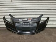Audi Q7 Front Bumper Cover Complete With Fog Light Grill 2007_2009