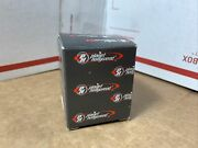 San Diego Planet Hollywood Short Frosted Shot Glass Logo Bar Souvenir With Box