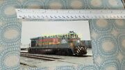 X897 Train Engine Photo Rr Sbd 3100 Scl/ln Family Lines System