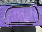 1940 Car And 40 - 1947 Ford Pickup Truck Windshield Garnish Moldings Panel