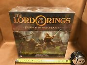 Fantasy Flight Games Lord Of The Rings Journeys In Middle- Earth Board Game New