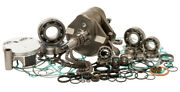 Wrench Rabbit Wr101-046 Complete Engine Rebuild Kit For Kx 450 F 10-12