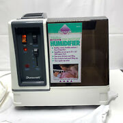 Vintage Duracraft Natural Warm Moisture Humidifier 2 Gallon Output Tested Dh-901
