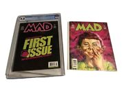 Mad Magazine 1 June 2018 Autographed Limited / Cgc 9.0