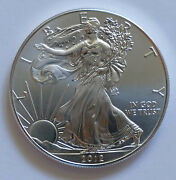 2012 Us Silver Eagle Bu - Mint Roll Tube To Capsule - Ship Up To 6 For 3.85