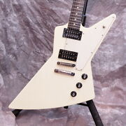 Used Gibson 2008 Explorer 76 Classic White Electric Guitar Free Shipping