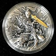 Niue 2020 Legends Of The Great Chinese Emperors Qin Shi Huang Silver Coin