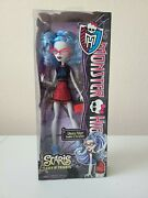 Matel- Monster High- Scaris City Of Frights Ghoulia Yelps Doll- Rare
