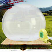 Outdoor Huge Inflatable Toys Bubble Tent Large House Home Tent Camping 3m