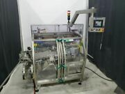 Neri Two Head Tamper Evident Labeler Model Bl400 Used And Tested