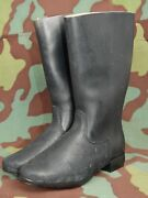 Boots Gear Army German Leather, German Ww2 Quality Leather Marching Boots
