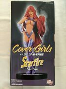 Dc Direct Cover Girls Of The Dc Universe Starfire Statue Adam Hughes New/sealed