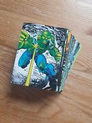 The Savage Dragon Trading Cards - Comic Images - 1992 - Various - Near Mint
