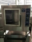 Nu-vu Countertop Convection Oven With Steam Xo-1ms