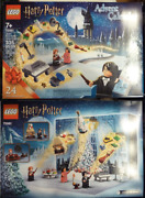 New Sealed Box Lego Harry Potter Advent Calendar 75981 Complete 2020 Wizarding