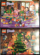 New Sealed Box Lego Friends Advent Calendar 41420 2020 Calendrier Complete