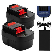 12v Fsb12 Battery For Black And Decker Hpb12 A12 A1712 Firestorm Fs120b Andcharger