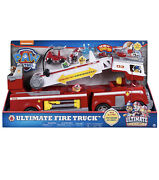 Paw Patrol Ultimate Rescue Ultimate Fire Truck With Extendable 2 Ft. Tall Ladder