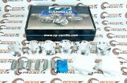 Cp Carillo Piston Kit 85mm 9.01cr For Bmw N54 3.0l W/ Upgraded Pins For 1300+hp