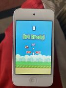 Apple Ipod Touch 4th Generation White 16 Gb