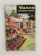 Yates Garden Guide 28th Edition Vintage Dj Paperback Free Tracked Post