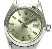 Rolex Oyster Perpetual Date 6916 Cal.2030 Automatic Ladies Watch_608766