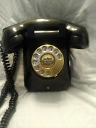 Antique Stromberg Carlson 1250w Antique Wall Telephone Restored And Working