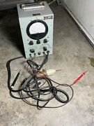 Own A Piece Of Gibson Guitar History Vintage Kalamazoo Tube Multimeter 50and039s