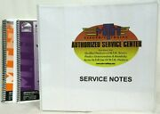 Mth Trains Service Center Notes And Railking Parts Catalogs 1st And 2nd Editio