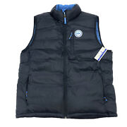 Nwt Southern Tide The Skipjack Mens Blue Sport Duck Down Puffer Vest Size Xl