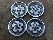 1970 1971 1972 1973 Ford Mustang Mach 1 Hubcaps Wheel Covers Set Of 4