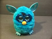 Furby Boom Metallic Teal Favorite Blue Special Edition 2013 Hasbro Working