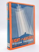 Light In August - First Edition - 1st Printing - William Faulkner 1932