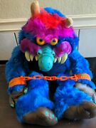 Classic 1985 My Pet Monster With Handcuffs Rare