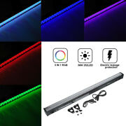 Wall Washer Bar Led Light Dmx512 Rgb 3in1 / Rgbwa+uv 6in1 Color Mixing Party Dj