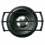 10 Inch Car Subwoofer Speaker Sound Grille Covers Guards Bar Steel Sub Woofe