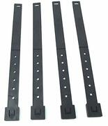 Tactical Tailor Malice Clips Pack Of 4 Black, Long
