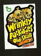 2012 Topps Wacky Packages Old School Series 4 New York Comic Con Exclusive Rare