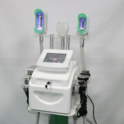 Fat Freezing Cool Body Sculpting Slimming Machine Salon With Double Chin Handle
