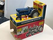 Early.britains.9527.ford Super Major 5000.farm Tractor.boxed.v V Nice Condition