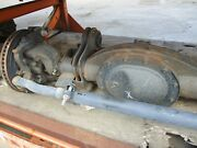 Front Axle Assembly Differential 4x4 4.10 Ratio Not Locking 2019 Dodge Ram 2500