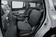 2017-2022 Gmc Acadia 2nd Row Seat Covers 84059505 Black W/ Captains Chair Oem Gm