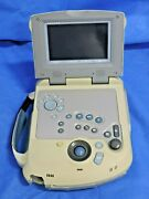 Zonare Z. One Scan Engine Ultrasound Machine Portable Handheld System No Battery