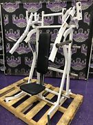 Hammer Strength Iso Lateral Incline Press - Buyer Pays Shipping