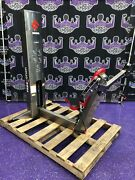 Free Motion Chest Press And Fly Combo Machine - Buyer Pays Shipping
