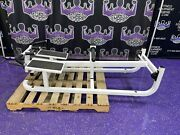 Cybex Multi Grip Plate Loaded T Bar Row W/4 Loading Horns - Buyer Pays Shipping