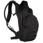 Fox Outdoor Modular Tactical Hydration Pack Hiking Backpack Military Bugout Bag
